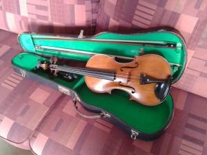 viool als nieuw